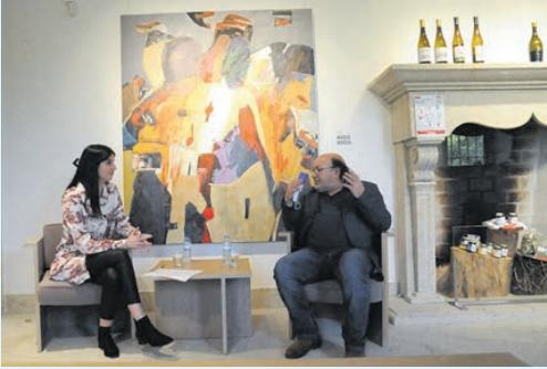 Notícia Dia Mundial das Artes com Mário Rocha